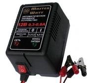 Зарядное для аккумулятора до эхолота,  детского электромобиля (машинки,