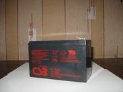 Брендовые аккумуляторы ТМ CSB,  Genesis,  Yuasa для эхолота,  ибп,  детско