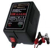 Зарядное для аккумулятора до эхолота,  сигнализации,  детского электромо