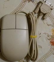 Мышь (раритет) Mitsumi EW4ECM-S3101